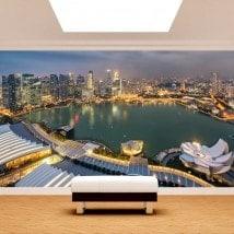 Fotomurali Singapore