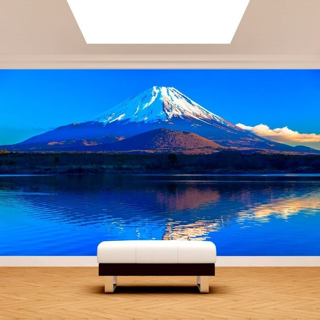 Fotomural Wall Mount Fuji Italian 5028