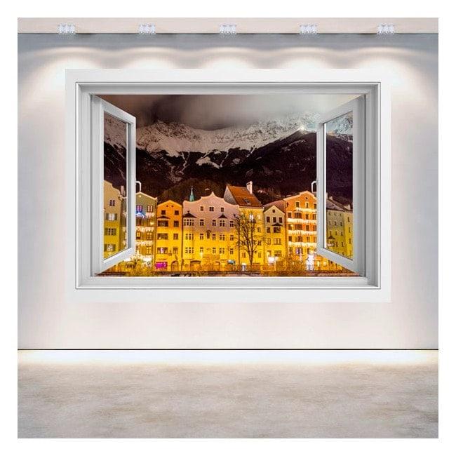 Notte 3D Windows Innsbruck Austria