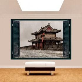 Muro 3D Windows di Xian