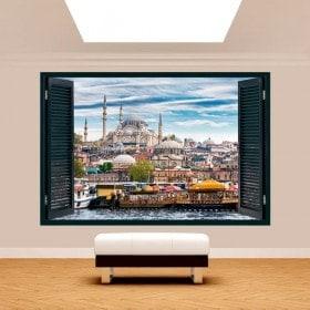 Città 3D Windows Istanbul