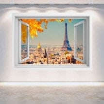 Windows 3D Parigi Torre Eiffel