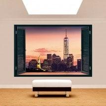 Windows 3D New York Italian 5067