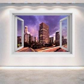 Windows 3D Los Angeles City