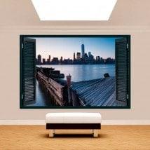 Edifici 3D Windows Manhattan