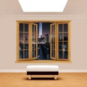 Windows 3D New York
