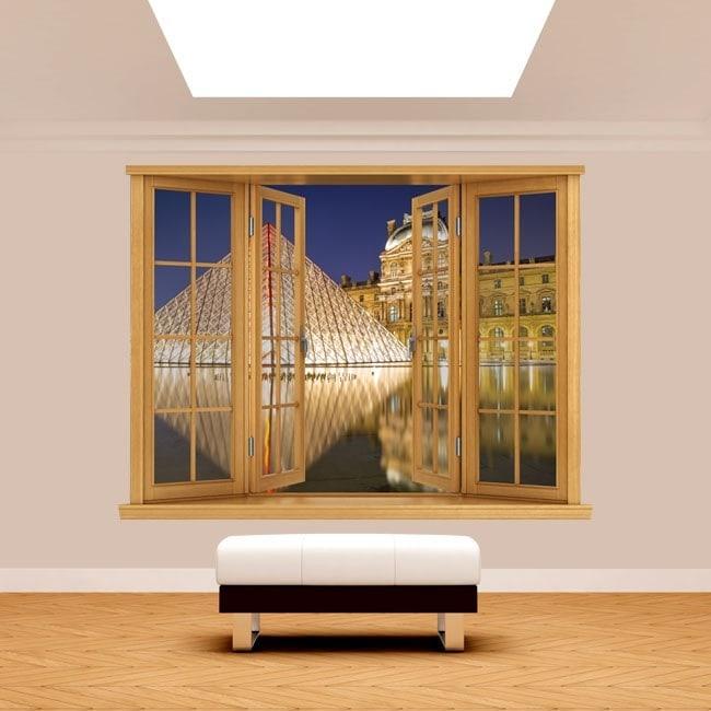 Windows 3D Parigi Museo del Louvre