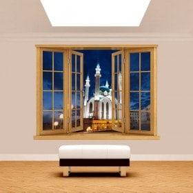 Windows 3D Moschea Qol Šari