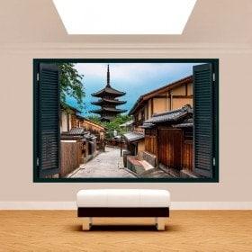 Strade di Tokyo 3D di Windows