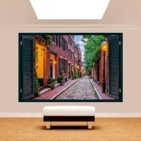 Strade di Boston 3D Windows