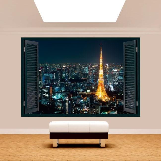 Windows 3D Tokyo Giappone