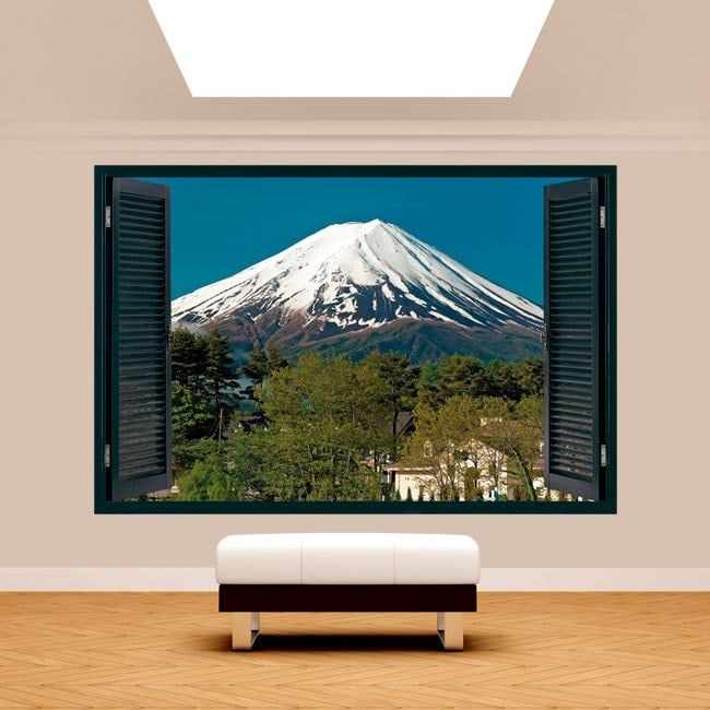 Windows 3D Monte Fuji