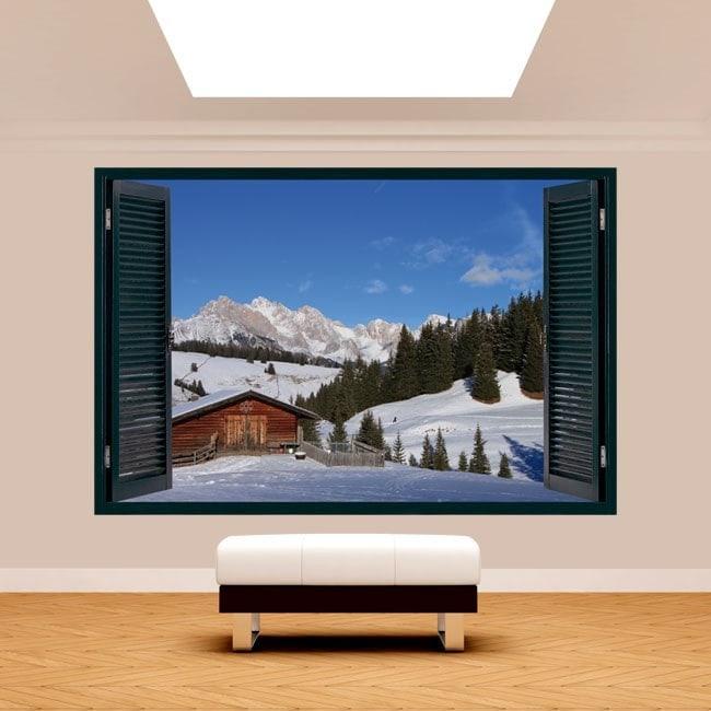 Montagne di Windows 3D Italia Alpi di Siusi