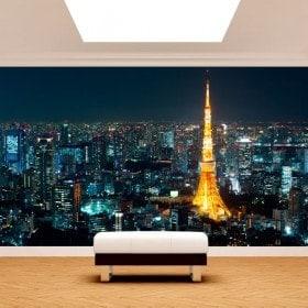 Fotomurales Tokyo Japón