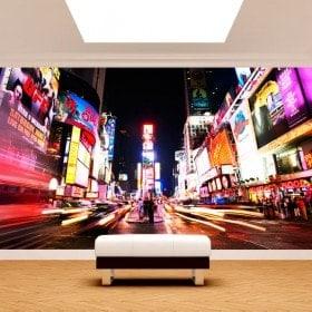 Fotomurali Times Square New York