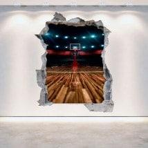 Vinile Basket 3D