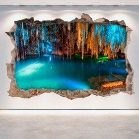 Grotte di vinile 3D