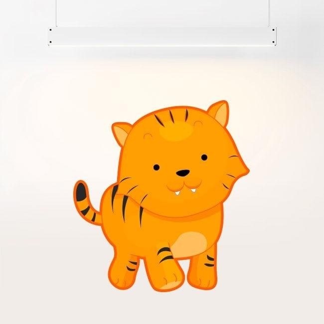 Bambino di vinile Tiger