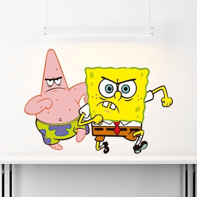 Bambini in vinile SpongeBob e Patrick