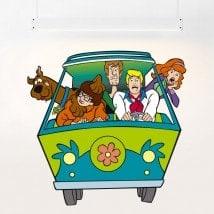 Vinile di Scooby-Doo bambini