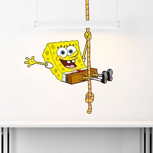 Adesivi per bambini di SpongeBob SquarePants