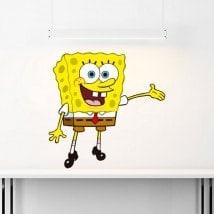 Vinile adesivo SpongeBob