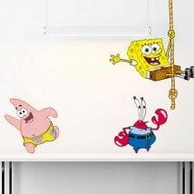 Adesivi di SpongeBob