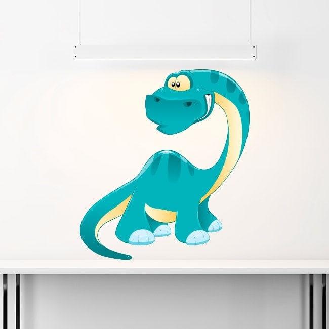 Dinosauro in vinile per bambini