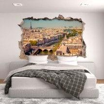 Vinile 3D Parigi Italian 5653