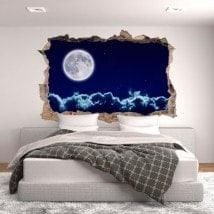 Vinile di luna 3D