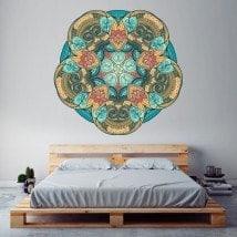 Adesivi in vinile Mandala