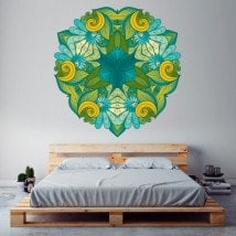 Mandala di wall stickers