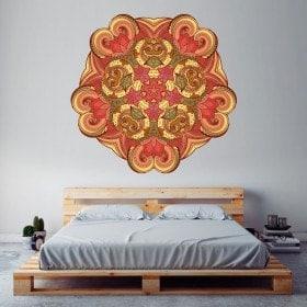 Vinile pareti Mandala