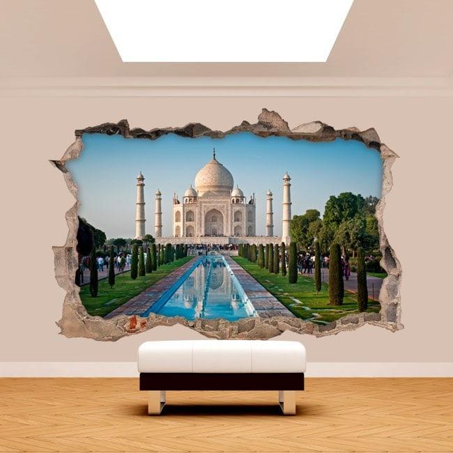 Vinile di Taj Mahal 3D