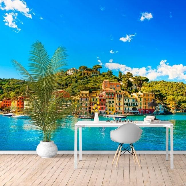 Fotomurali Italia Liguria