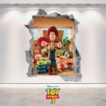 Bambino di Vinyl Toy Story 3D