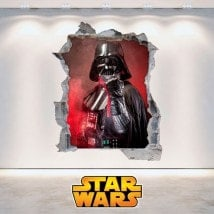 Vinile 3D Star Wars Darth Vader