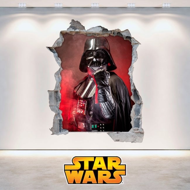 Vinile 3D Star Wars Darth Vader