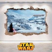 Parete in vinile Star Wars