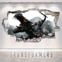 Vinile di estinzione-Era Transformers 3D