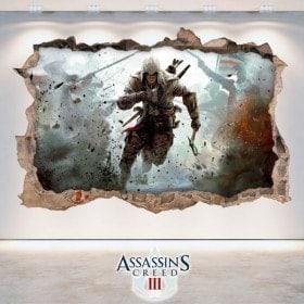 Creed 3D in vinile di Assassin's 3