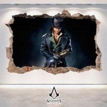 Creed Syndicate di vinile 3D Assassin