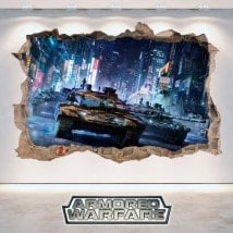 Adesivi e vinile Armored Warfare