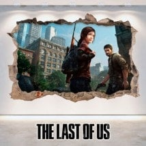 Vinile e Adesivi The Last Of Us