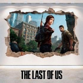Vinile e Adesivi The Last Of Us