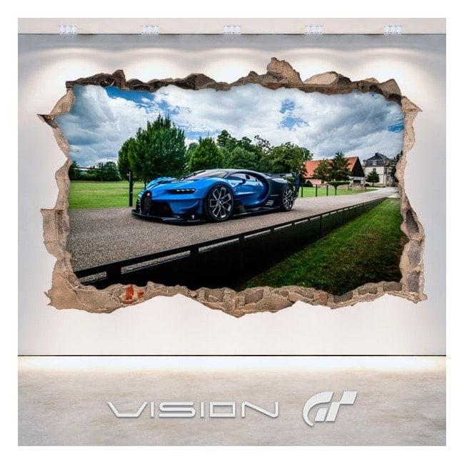 Luminescent pannelli divisori Gran Turismo di fluowall ...