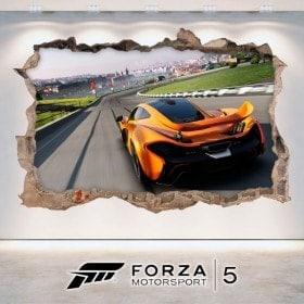 Vinile e adesivi 3D Forza Motorsport 5