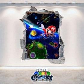 Vinile video gioco 3D Super Mario Galaxy
