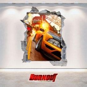 Vinile videogiochi Burnout Revenge 3D