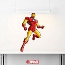 Adesivi e vinile Iron Man